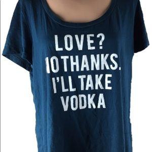 Torrid Active Top Shirt Size 1 1X